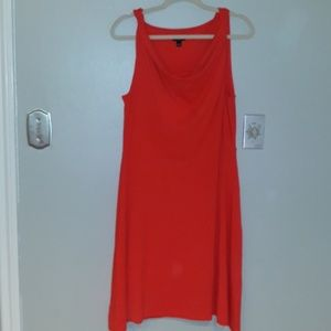 ANN Taylor Red Dress, Mint Condition